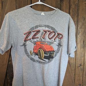 ZZ Top 2013 concert T-shirt